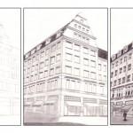 Paysage urbain – Immeuble : partie 3