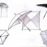 Parapluies particuliers