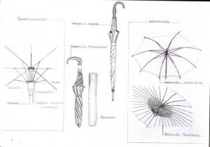 Structures de Parapluies