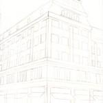 Paysage urbain – Immeuble : partie 1
