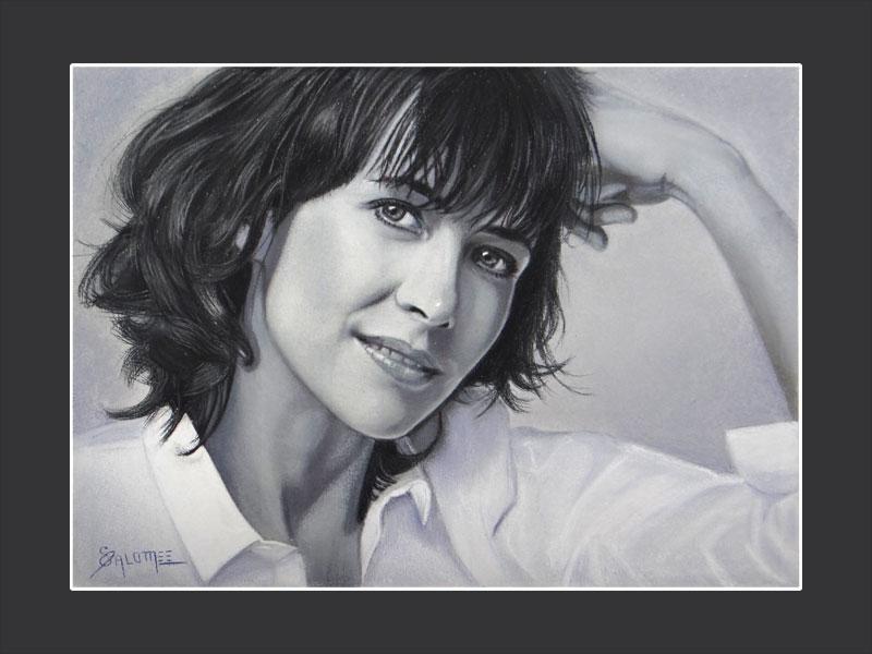 Portrait Sophie Marceau- Salomee.fr