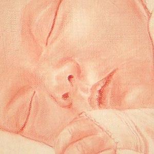 Portrait de bébé : Kira 3