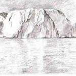 Croquis d'iceberg