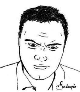 croquis-homme-réfléchit-salomée