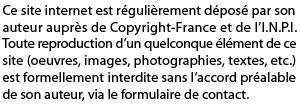 texte de copyright