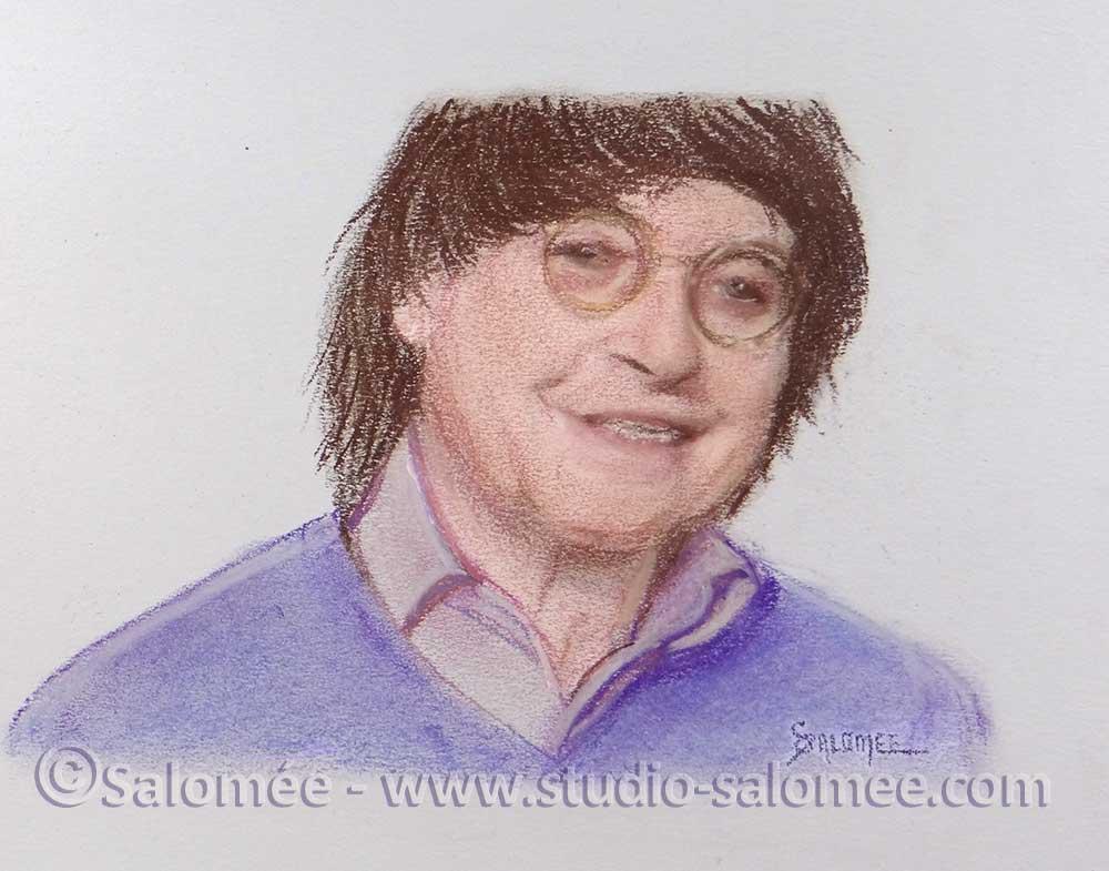 Cabu - dessinateur - caricaturiste