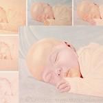 Portrait de bébé : Kira 4